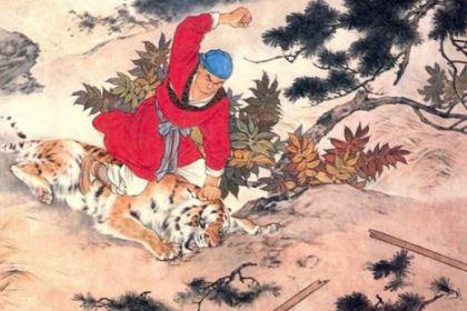 三国第一打虎英雄典韦,比武松更厉害