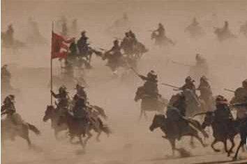 周文王开疆拓土灭密、黎之战 三年灭密五年灭黎