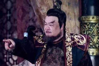 安禄山差点把一个王朝干掉为什么会被自己的儿子杀死?