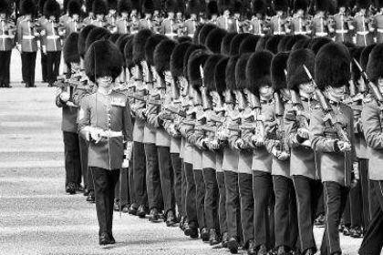 大英帝国:人类有史以来领土面积最大的国家,全世界总面积的四分之一