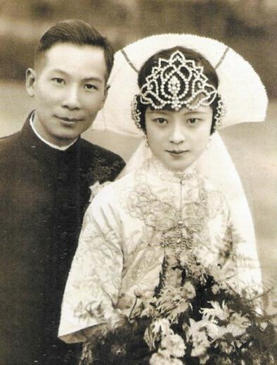 中华民国第一夫人的故事 蒋介石曾与刘纪文争抢宋美龄