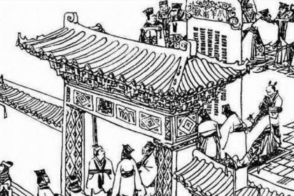 兰陵萧氏:出了40多位宰相,21任天子