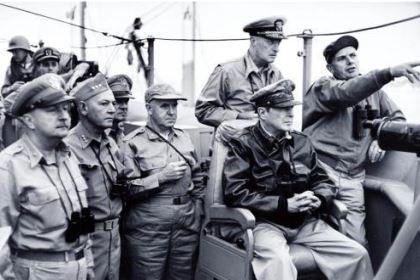 二战后,美军出兵过哪些国家?美国为什么要对这些国家出兵