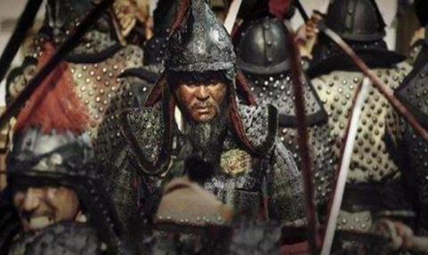 元朝末年天下第一猛将张定边,百万军中险些取朱元璋首级,六十岁还能击毙猛虎!