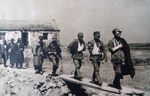 揭秘:二战期间一个日军甲种师团多难打?