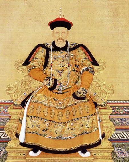 清朝第五位皇帝爱新觉罗·胤禛简介
