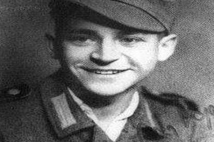 铁十字骑士勋章获得者 德国王牌狙击手约瑟夫·塞普·艾勒伯格简介