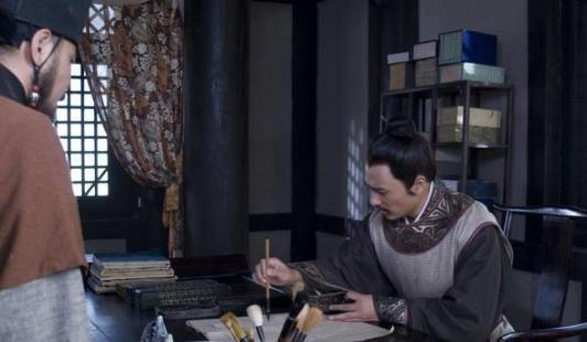 范仲淹是什么成为大宋名人的?改嫁的母亲怎么教育他?