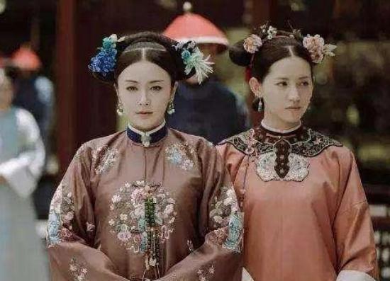 清朝后宫最受荣宠姐妹花,姐姐是皇后,妹妹成贵妃