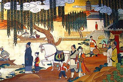 吴越民族:中国古代吴国、越国两国的共称