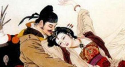 杨贵妃给安禄山洗澡是怎么回事?安禄山为什么硬要认杨贵妃作干娘?