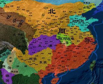 杨坚是怎么篡周的?杨坚为什么能得到关陇门阀的支持?