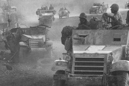 第一次中东战争中以色列如何反败为胜的 原因是什么导致的