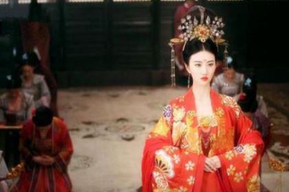 沈氏为什么会消失唐朝最传奇的女子?