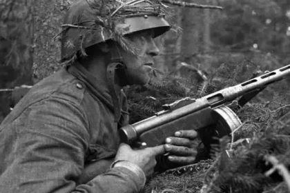 二战时芬兰哪来的那么多先进武器装备?都是谁给芬兰的