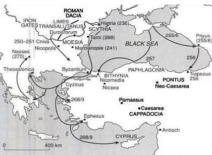 失败的罗马军制改革——阿德里安堡之战