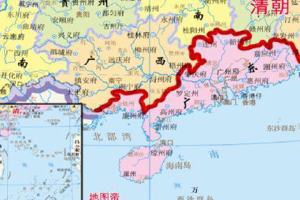 清末为什么撤销广东巡抚,而保留两广总督?