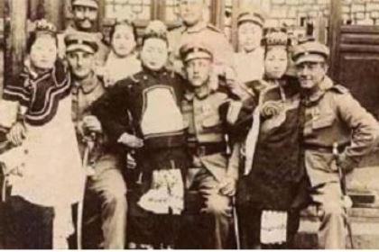 赛金花在八国联军侵华时说了什么挽救了一座城?
