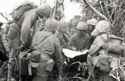 硫磺岛战役面对美军长时间的包围 为什么日军死都不投降呢