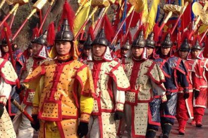 御林军为什么要戴面具?他们和禁军有什么区别?
