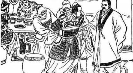 灌夫作为代国宰相,为什么会爱耍酒疯?