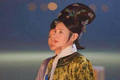 孝德显皇后:大清最没福气的皇后,19岁就命短离世