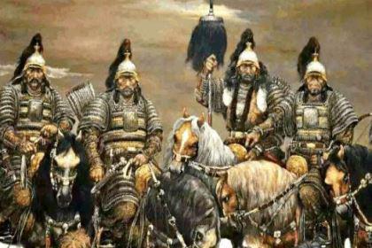 木华黎:为蒙古帝国统一东北奠定了基础