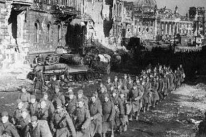 柏林会战一战让苏联士兵永生难忘 这是什么原因导致的