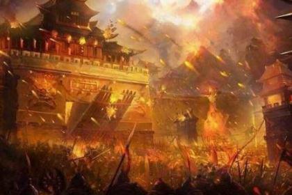 崇祯帝诏天下兵马勤王来历多少军队?