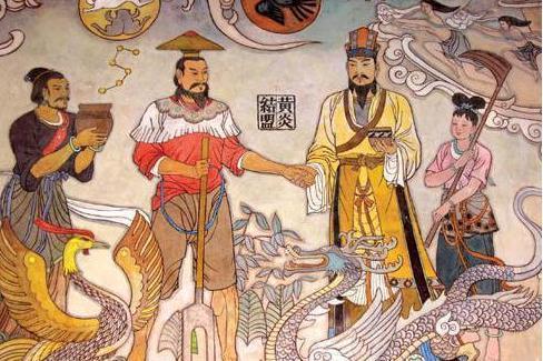 上古有三大部落,为什么我们只自称是炎黄子孙?而不是蚩尤子孙呢