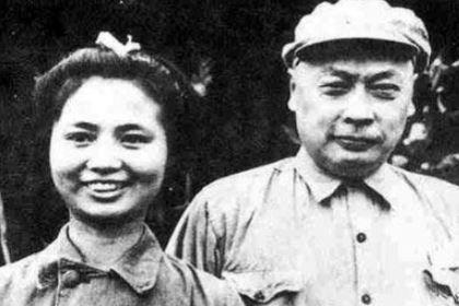陈毅的坎坷爱情:三段婚姻,还有一位女将军为他终身不嫁