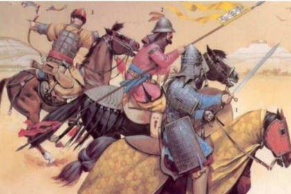 揭秘元朝军队:按民族等级划分的混合兵制