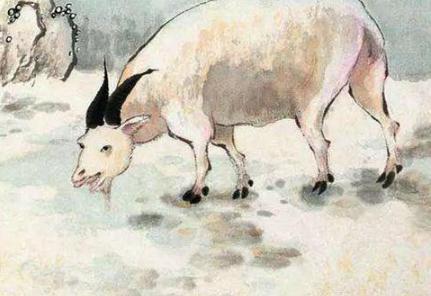背流放的苏武条件艰苦,为什么不吃自己放的羊?