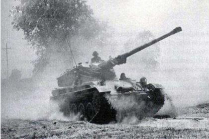 1971年印巴战争群期间 印度为了赢得此战动用了多少军队