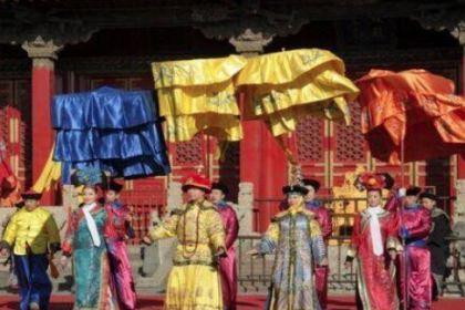 为了防止工匠与妃子私通,康熙皇帝下了什么旨意?