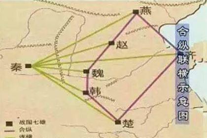 六国合纵攻秦之战,张仪出了什么方法?