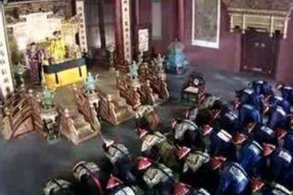上朝的时候皇帝大怒会处死大臣 揭秘历史上真实存在这种事情吗