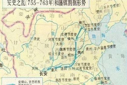 从安史之乱结束到唐朝灭亡,这一百多年到底发生了些什么?
