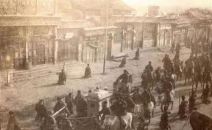 慈禧逃亡路过昌平呗鸣枪警告 后来知州的结局如何