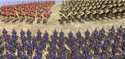后金崛起:萨尔浒之战