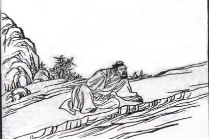 许由:尧舜时代的贤人道家前身,上古时代一位高尚清节之士