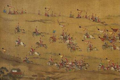 朱棣巅峰之时:不论是数量还是贡使范围,都是古代中国之最