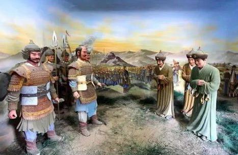 西辽是怎么建立的?耶律大石为建立西辽做出了哪些贡献?