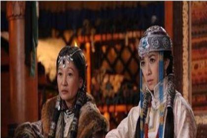 蒙古第一厉害女人,丈夫惨死后她一招化危机?