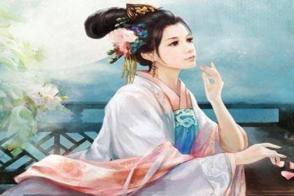 才女徐惠:机智写下一诗给皇帝,被宠成贵妃