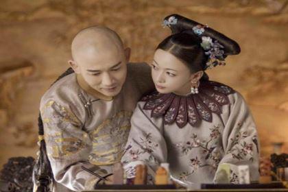 令妃:从宫女到皇贵妃,为乾隆生了七个孩子