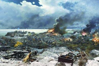 威海卫之战清军的人数有多少?还不到日军的一半