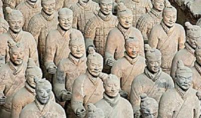 秦朝的军队这么突出 到底是什么动力让他们不畏生死的奋战到底的
