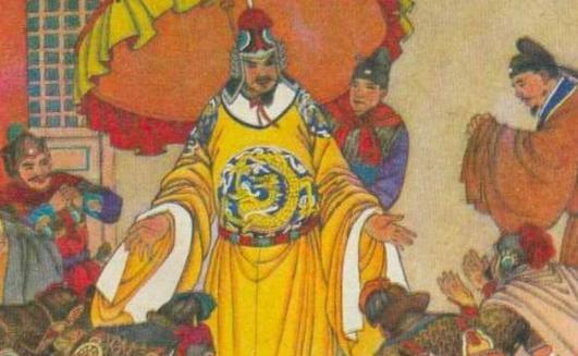 """和平夺权的典范!看""""戏精""""赵匡胤如何策划陈桥兵变?"""