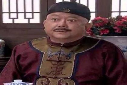 和珅是满洲第一俊男?历史上他是个大帅哥?